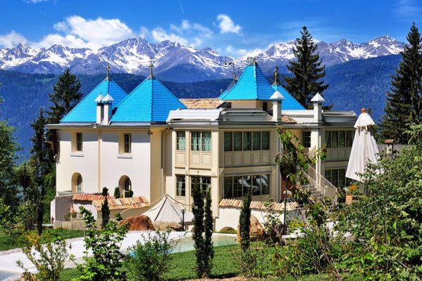 Villa Orsogrigio Außen