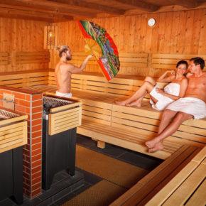 Falkensteiner Hotel Sauna