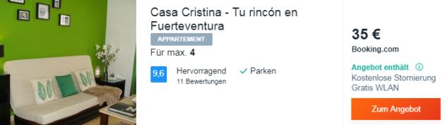 8 Tage Fuerteventura