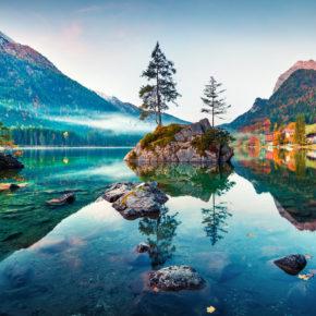 Wochenende in der Natur: 3 Tage am idyllischen Hintersee mit TOP Hotel nur 72€