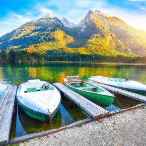 Sommer-Wochenende: 2 Tage an den Hintersee inkl. Unterkunft & Frühstück für 30€