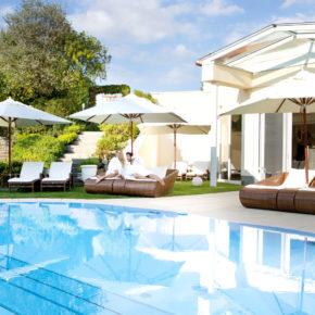 Romantische Auszeit: 2 Tage in einer TOP 4* Suite mit Verwöhnpension, Wellness & Extras nur 180€
