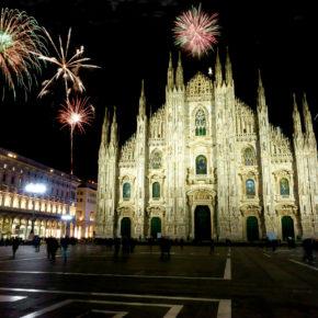 Silvester Schnäppchen: 4 Tage über Neujahr in Mailand mit Unterkunft & Flug nur 89€