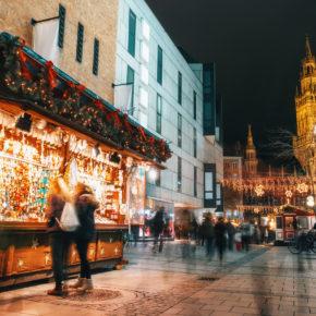 Weihnachtsmarkt-Wochenende in München: 2 Tage im TOP 4* Apartment nur 37€