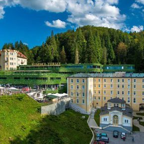 Rimske Hotel aussen