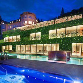 24h Sale Thermalquelle: 3 Tage Wochenend-Wellness in Slowenien mit 4* Hotel, Halbpension & Extras für 105€