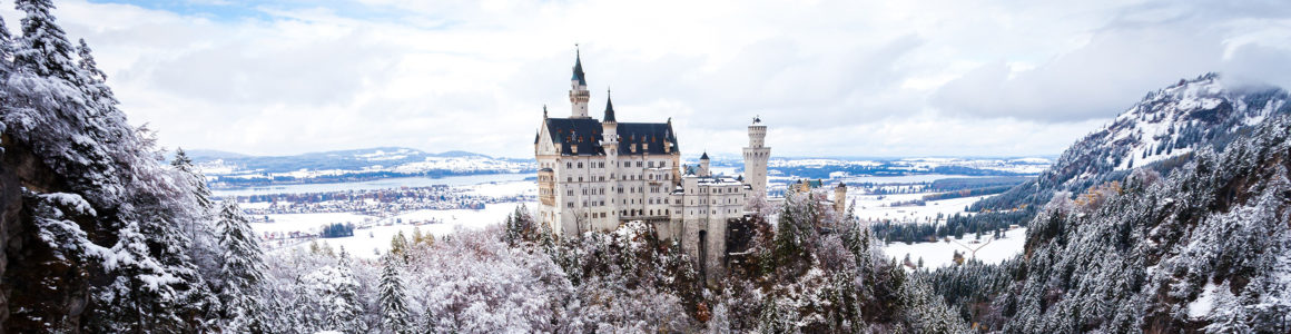Neuschwanstein: 3 Tage Füssen mit 4* Hotel & Frühstück ab 119€