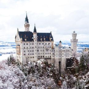 Im Winter zum Schloss Neuschwanstein: 3 Tage Füssen im 4* Hotel inkl. Frühstück & Wellness ab 114€