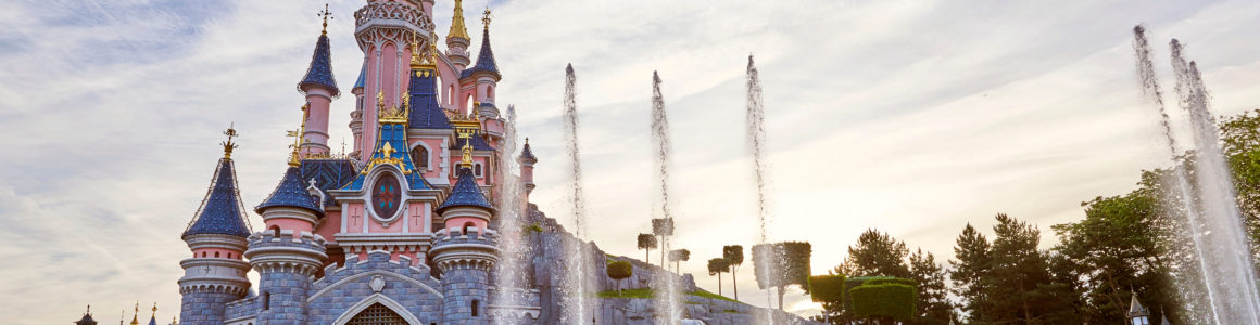 Gutschein: 2 Tage Paris im 4* Hotel mit Frühstück & Eintritt in das Disneyland® Paris für 99€