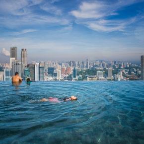 AWARD Hotel: 6 Tage im 5* Marina Bay Sands in Singapur mit Flug, Frühstück & Transfer für 1.865€