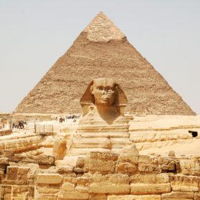 Ägypten Pyramiden Sphynx
