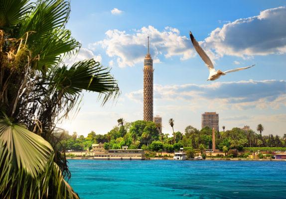 Ägypten Kairo Nil