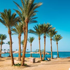 Neueröffnung in Ägypten: 7 Tage im 5* Hotel mit All Inclusive, Flug & Transfer um 385€