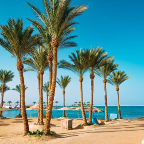 Ägypten: 7 Tage Hurghada im 5* Luxushotel mit All Inclusive, Flug & Transfer für 516€