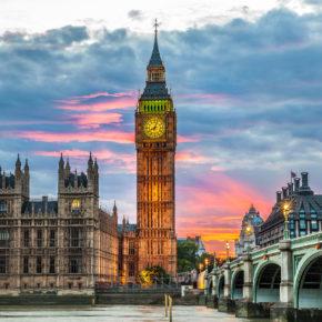 London 2021: 3 Tage übers Wochenende im zentralen 3* Hotel mit Flug nur 63€