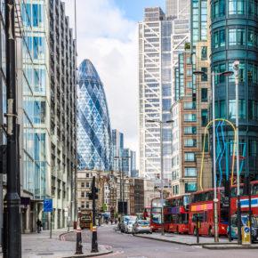 Städtetrip: 3 Tage London mit zentraler Unterkunft & Flug nur 54€