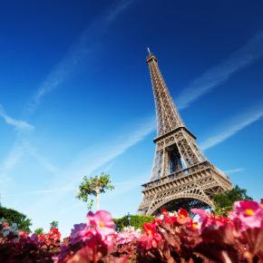 Paris: 3 Tage über's Wochenende in der Stadt der Liebe mit 3* Hotel & Flug für 146€