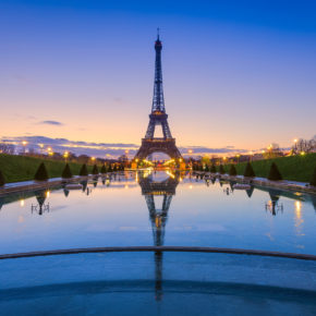 Exklusiver Paris Hotelgutschein: 2 Tage über's Wochenende mit TOP 3* Hotel & Frühstück nur 27€