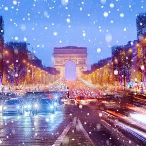 Kurztrip im Winter: 3 Tage Paris am Wochenende mit Unterkunft & Flug nur 63€
