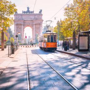Kurztrip nach Italien: 3 Tage Mailand mit 3* Hotel & Flug nur 67€