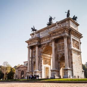 Günstig nach Italien: Flüge nach Rom, Mailand, Pisa & Bologna ab 9€