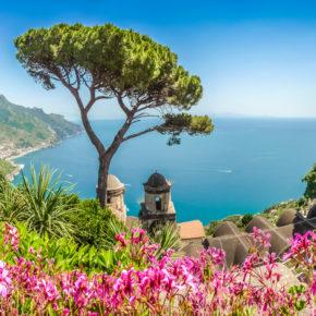 Traumziel Amalfiküste: 8 Tage in Italien mit Unterkunft & Flug nur 147€