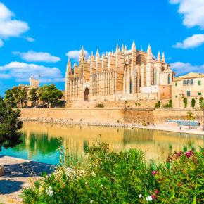 Im Sommer nach Mallorca: 3 Tage Kurzurlaub in Palma im 3* Hotel mit All Inclusive & Flug nur 126€