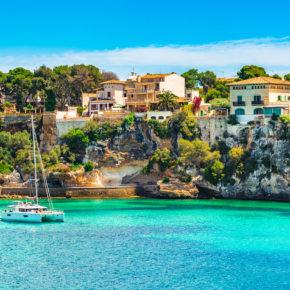 Mallorca Porto Cristo Küste