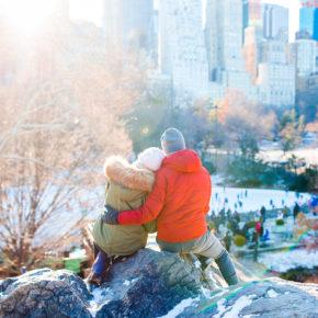 Winter in New York: 7 Tage im zentralen 4* Hotel inkl. Flug für 571€