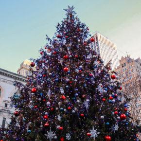 Christmas-Shopping: 7 Tage New York im zentralen Hotel inkl. Direktflug & Frühstück nur 642€