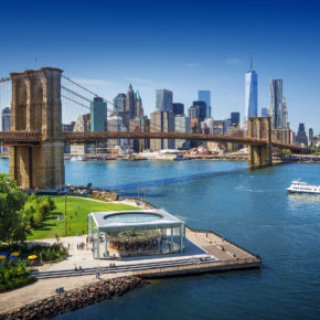 Auf zum Big Apple: 8 Tage New York im zentralen TOP 4* Hotel inkl. Flug nur 461€