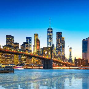 Ab nach New York: 8 Tage mit 4* Hotel in Manhattan & Flug nur 551€