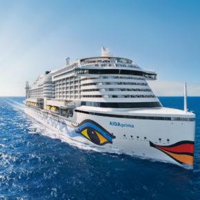 Orient Kreuzfahrt: 8 Tage auf der AIDAprima mit Vollpension, Wellness & Entertainment ab 349€