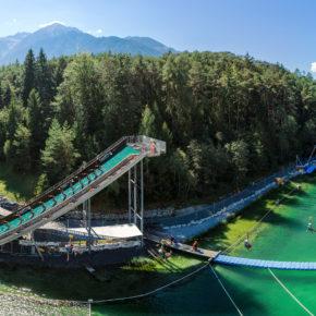 Spaß & Action: 5 Tage Tirol mit AREA 47 & Unterkunft ab 54€