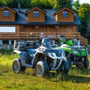 Märchenhaft: 8 Tage in Traumvilla im polnischen Riesengebirge mit Wellness & Quad-Tour nur 291€