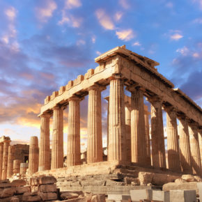 Griechenland Athen Akropolis