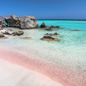 Griechenland Kreta Elafonissi