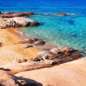Griechenland Naxos Bucht