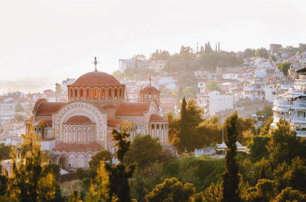 Griechenland-Thessaloniki-Stadt