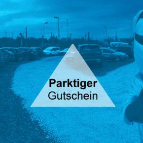 Parktiger Gutschein: Spart 18% auf Euren Parkplatz am Flughafen Wien