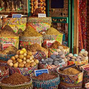 Ägypten Sharm el Sheikh Markt