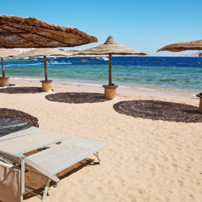 Ägypten: 7 Tage Hurghada im 5* All Inclusive Hotel mit Flug & Transfer um 353€