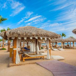 2021 nach Ägypten zur besten Reisezeit: 7 Tage im TOP 5* Hotel mit All Inclusive, Flug & Transfer nur 286€