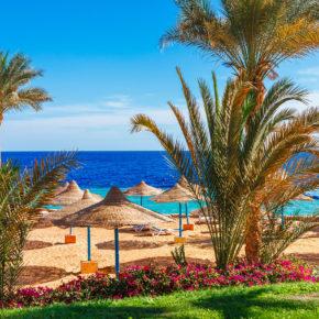 Kracher: 7 Tage Ägypten All Inclusive mit gutem 5* Resort, Flug & Transfer nur 233€