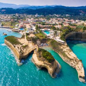 Frühbucher-Angebot Griechenland: 8 Tage Korfu mit Apartment in Strandnähe & Flug nur 117€