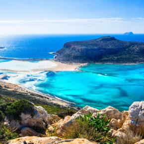 Ab nach Griechenland! 8 Tage Kreta im TOP 3* Hotel mit Flug um 125€