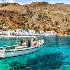 Im Herbst nach Kreta: 7 Tage im 3* Hotel mit Halbpension, Flug & Transfer um 337€