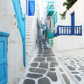Mykonos: 4 Tage im tollen 3* Hotel mit Flug nur 81€