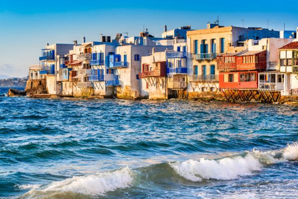 Griechenland Mykonos Little Venice