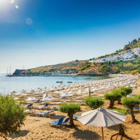 Rhodos: 8 Tage All Inclusive im TOP 5* Hotel mit Flug & Transfer für 387€